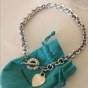 Tiffany choker necklace